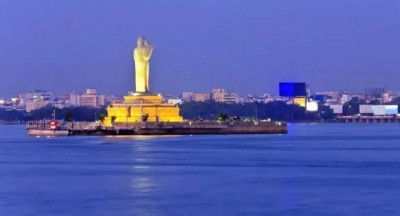 Corona virus spread in two lakes of Hyderabad including Hussain Sagar, shocking revelation in study