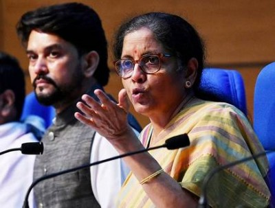 Finance Minister gives break-up of the ₹20 lakh crore economic package