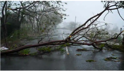 Army took the tasks to save people as cyclone wreaked havoc in Gujarat