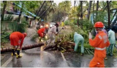 Cyclone Tauktae: Maharashtra reports heavy rainfall, 12 killed so far
