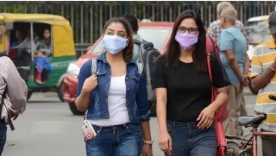Fast-declining corona cases in Delhi, infection rate declines to 6.89 percent