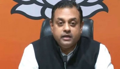 BJP alleged Congress is playing vulture politics amid corona