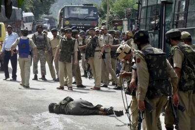 Two years killed in an encounter in Srinagar, one soldier martyred