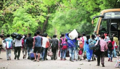 Migrant labourers also responsible for second wave of corona: ICMR report