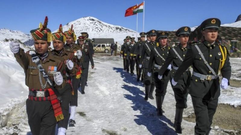 भारत-चीन के बीच गहराया तनाव, दोनों देशों ने लद्दाख में बधाई गश्ती