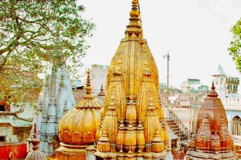 काशी विश्वनाथ में 80 घरों के नीचे निकले 45 पुराने मंदिर, औरंगजेब के सैनिकों ने बनाए थे मकान