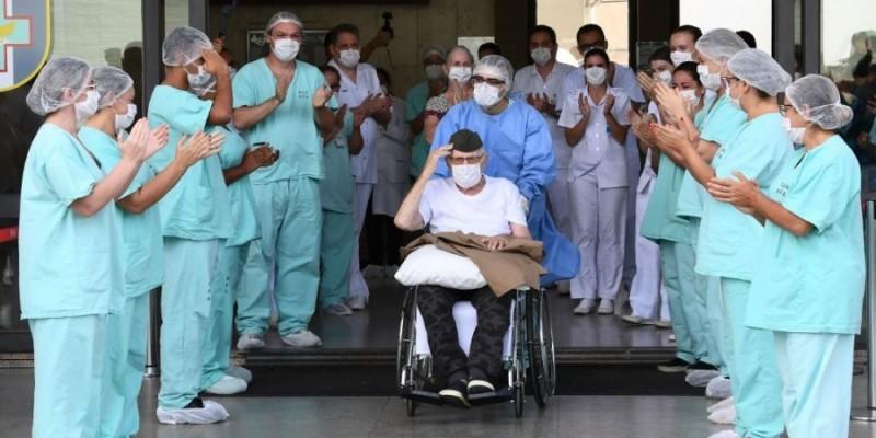 कोरोना पर इंदौर की बड़ी जीत, आज अस्पताल से डिस्चार्ज हुए 100 से अधिक मरीज