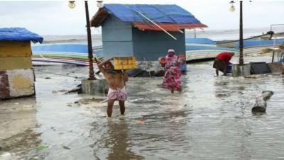 After Tauktae, fishermen now in danger of 'cyclone yaas', alert in Vishakhapattnam