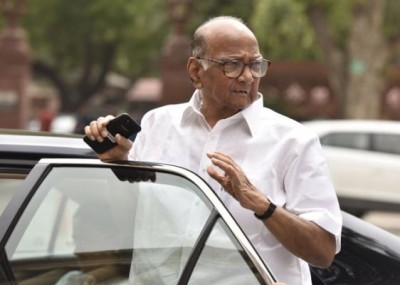 Corona: Sharad Pawar says, 'PM should talk to all political parties'
