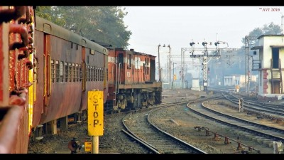 15 trains standing for hours after getting late permit from Bhopal Railway Board