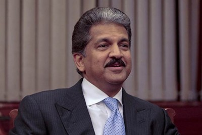 Anand Mahindra spoke about lockdown
