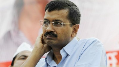 BJP MP demands to file sedition case against Kejriwal