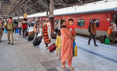 2600 special trains to run in next 10 days, 36 lakh people will reach home