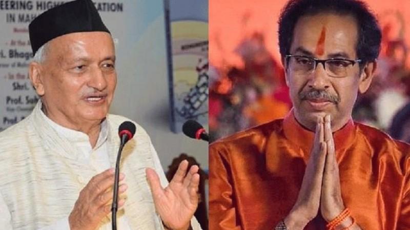 महाराष्ट्र सरकार और गवर्नर में घमासान, शिवसेना ने सामना के जरिए साधा निशाना