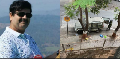 Mansukh Hiren Murder Case: Constable Vinayak Shinde suspended after Sachin Vaze