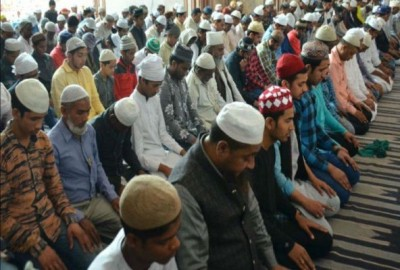 Prayers not offered for the first time in 300 years at Eidgah in Indore