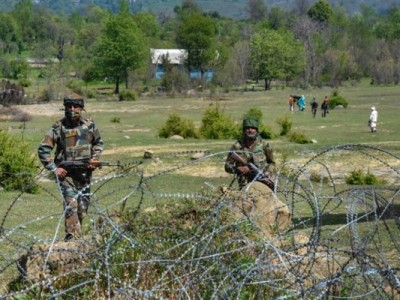 Security forces kills two dreaded terrorists killed in encounter