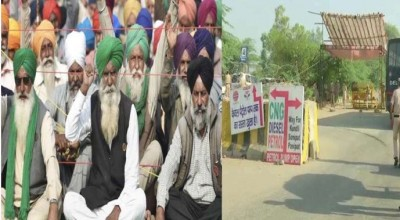 Farmers to celebrate 'Black Day' today to mark 6 months of protest, heavy police force deployed in Delhi