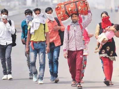 Migrant labours lost hope, returning home is only option left
