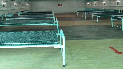 Relief! DRDO increased 250 beds at Sardar Vallabhbhai Patel Covid Hospital