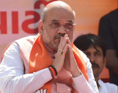 Amit Shah makes appeal to countrymen to adopt local products