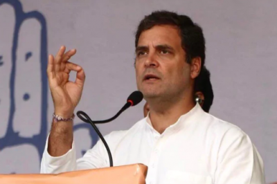 Rahul Gandhi shared a very painful video