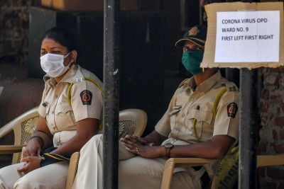 114 policemen infected in last 24 hours in Maharashtra