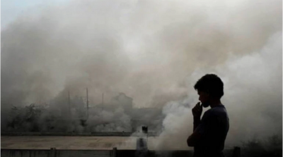 Capital suffocating in poisonous winds, Health emergency declared in Delhi-NCR