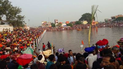Years old Sun Temple in Bihar, a magnificent fair organized on Chhath