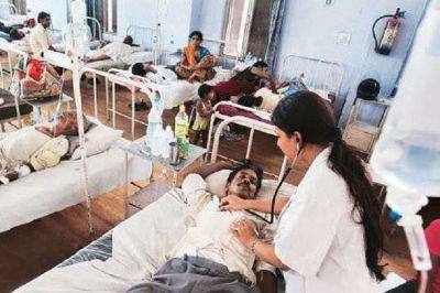 उत्तर प्रदेश में डेंगू ने बरपाया कहर, 100 से ऊपर पहुंचा मरीजों का आंकड़ा