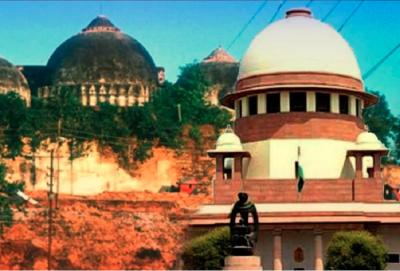राम मंदिर मामले पर फैसले से पहले अयोध्या में हलचल तेज, मुस्लिम समुदाय ने मांगी सुरक्षा