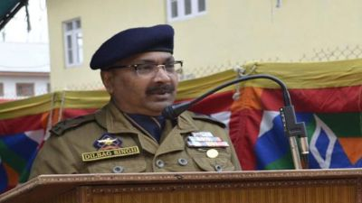 Big statement by DGP Dilbag Singh, says 'Some people still promoting terrorism in the valley'