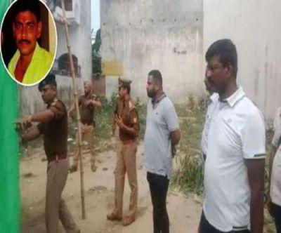 आजमगढ़ का कुख्यात शार्प शूटर मुठभेड़ में ढेर, सिर पर था एक लाख रुपए का इनाम