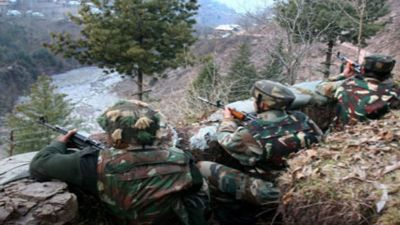 Pakistan again violated ceasefire, Indian Army gave a befitting reply