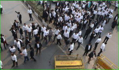 तीस हजारी विवाद : आज उत्तर प्रदेश में हड़ताल पर रहेंगे वकील