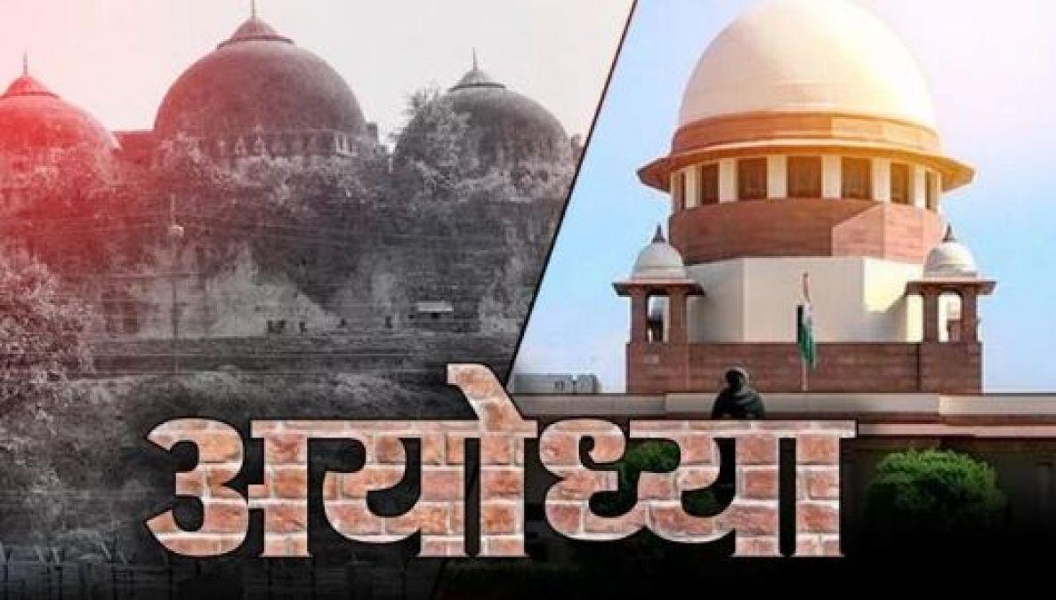 सुप्रीम कोर्ट ने तोड़ी वर्षों पुरानी परंपरा, अयोध्या का फैसला लिखने वाले जज का नाम 'नदारद'