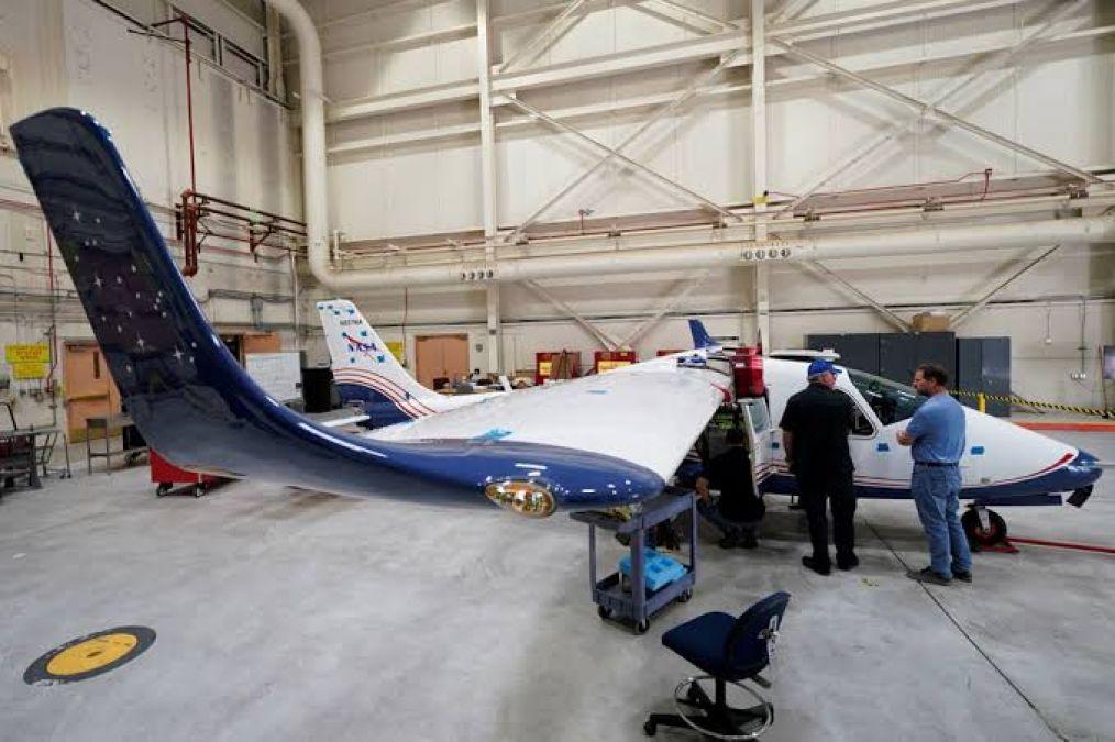 NASA लांच करेगा विश्व का प्रथम इलेक्ट्रिक एयरप्लेन