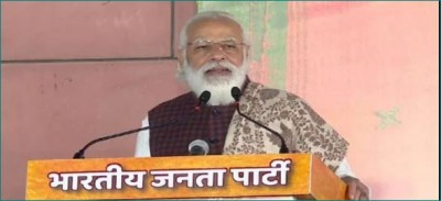 PM Modi speaks after bihar victory: 'Silent voter is repeatedly voting for BJP'