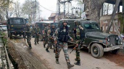 जम्मू कश्मीर में सुरक्षाबलों के साथ मुठभेड़, लश्कर के 2 आतंकी ढेर