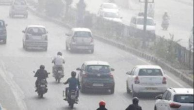 Delhi's air pollution increased again, Know the condition of NCR