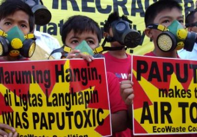 बढ़ते प्रदूषण में बच्चो ने मोदी से किया आग्रह, कहा- 'हमें शुद्ध हवा दें दो... '