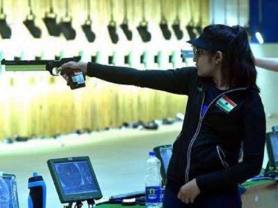 14 साल की ईशा सिंह ने रचा इतिहास, शूटिंग में जीते तीन गोल्ड मैडल
