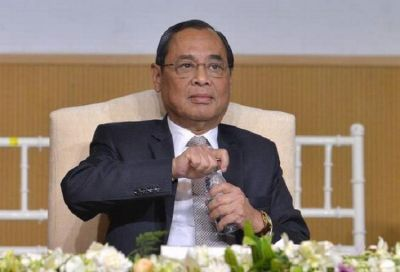 Today is the last day of the tenure of CJI Ranjan Gogoi, the farewell ceremony will be held in the evening