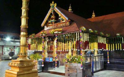 आज खुलेंगे सबरीमाला मंदिर के पट, महिलाओं को सुरक्षा नहीं देगी केरल सरकार
