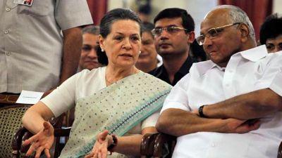 सोनिया से मिलने पहुंचेंगे शरद पवार, महाराष्ट्र की सत्ता को लेकर होगा मंथन
