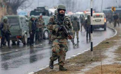 Jammu and Kashmir: IED blast in Akhnoor in  three army personnel injured