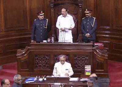 Uniform of Rajya Sabha's Marshals changed, seen wearing new uniform!