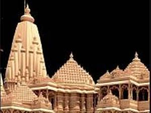 Grand temple to be built in Gujarat, construction will start in 2020