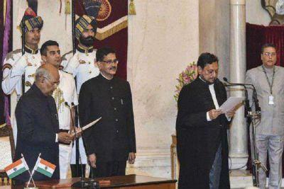 47th CJI Justice Bobde takes oath in presence of PM Modi and President Kovind