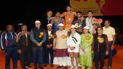 गुरु जंभेश्वर यूनिवर्सिटी में हुआ कुश्ती के महादंगल का शानदार समापन, ये रहे विजेता